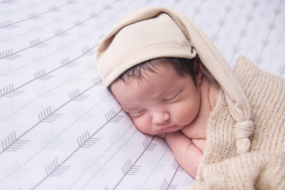 Sesiones de fotos de recien nacidos varones