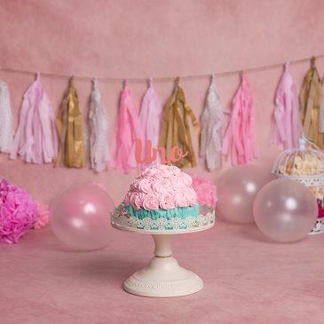 Decoraciones para smash cake !!!
