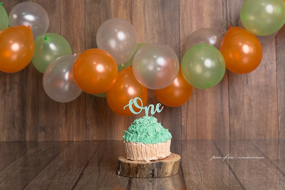 Decoracion Smash Cake