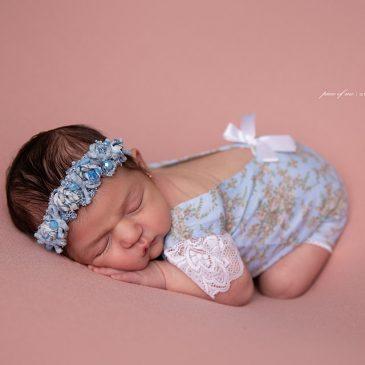 Luna -Book de fotos para recién nacidos