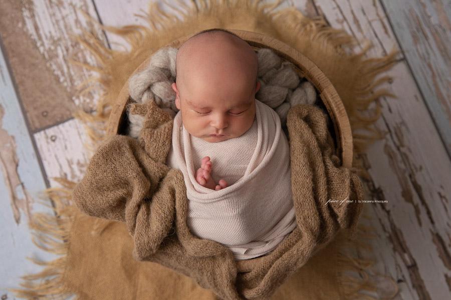 Sesion de fotos de bebes recien nacidos varones