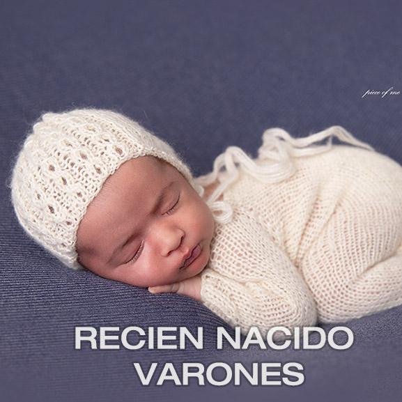 fotos recien nacidos varones
