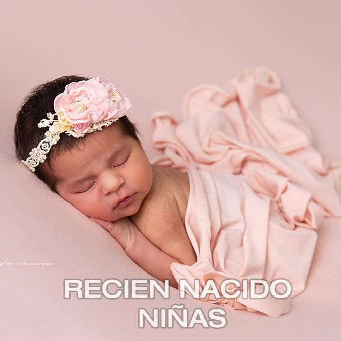fotos recien nacidos niñas
