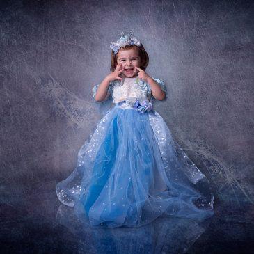 Sesiones de fotos especiales Frozen