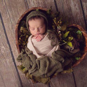 Backstage book de fotos de bebe recién nacido – Bauti