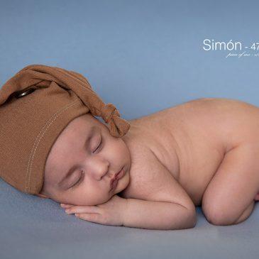 Book bebe 2 meses – Simón
