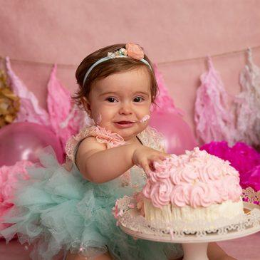 Book de fotos primer añito con Smash Cake – Bella Alfonsina
