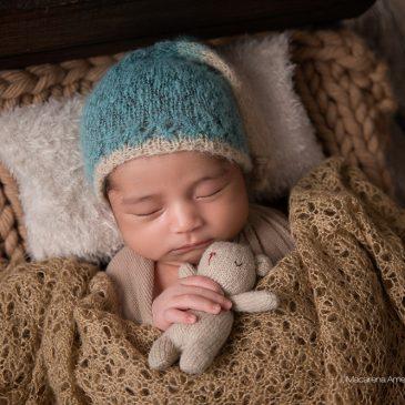 Book de fotos bebés recién nacidos – Benjamín
