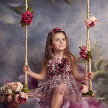Promoción en Books de fotos para niñas