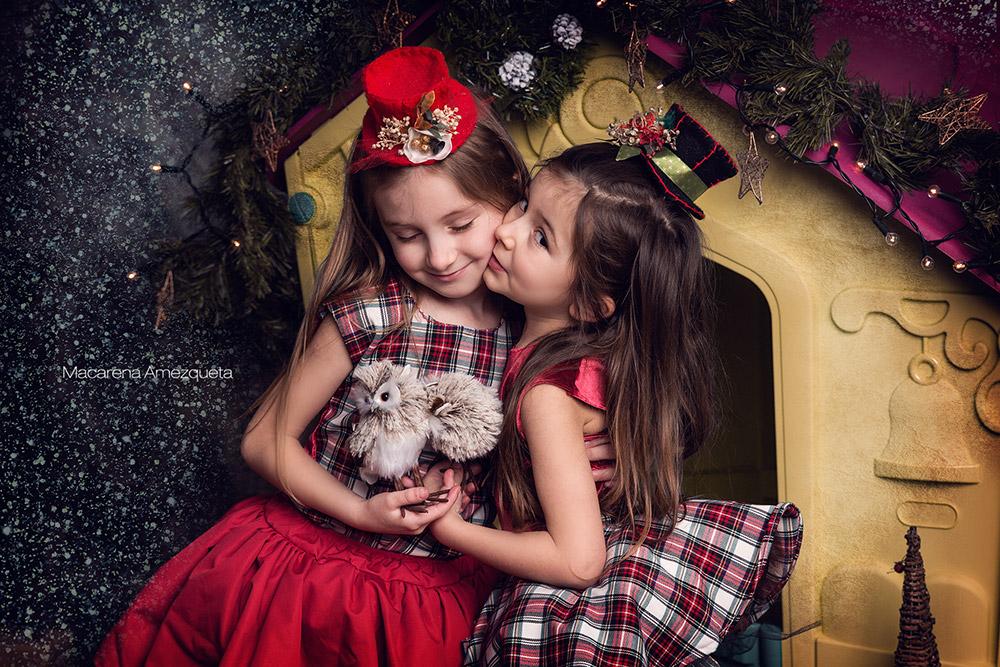 Sesiones de fotos de navidad