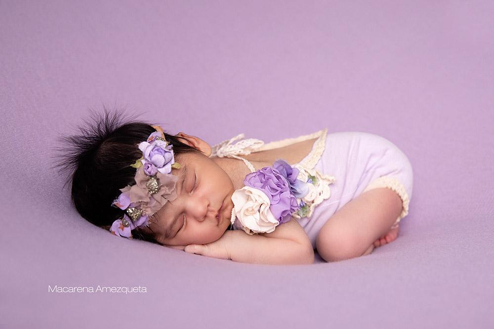 Antonella – book de fotos de bebe recién nacido nena