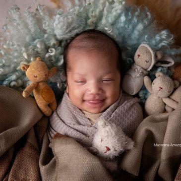 Heitor – book de fotos de bebe recien nacido varon de 2 meses