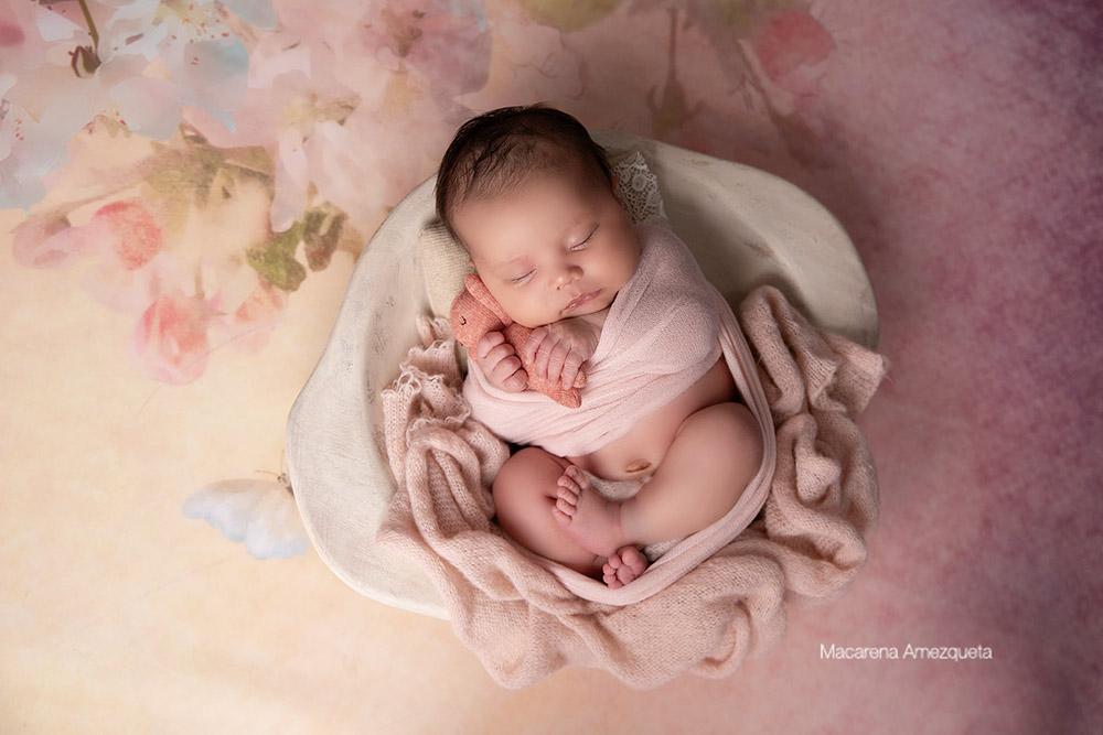 Emma – book de fotos de bebe recien nacido nena