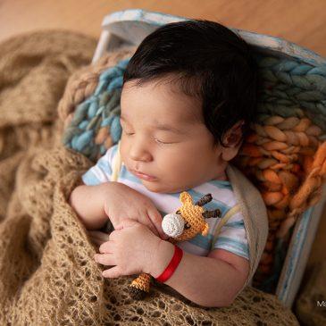 Bauti – book de fotos de bebe recien nacido varones