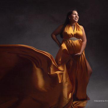 Book de fotos embarazada  – Darianne