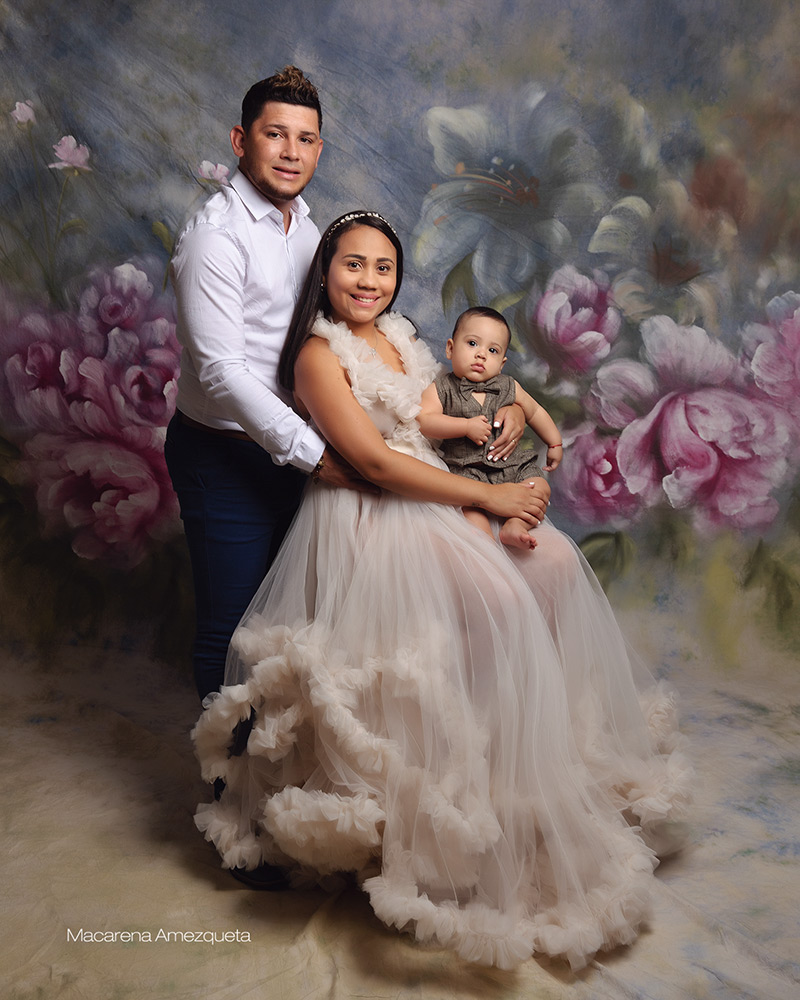 Book de fotos con mama !! Alexandra y su familia