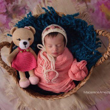 Book de fotos de bebe recien nacido – Ailen