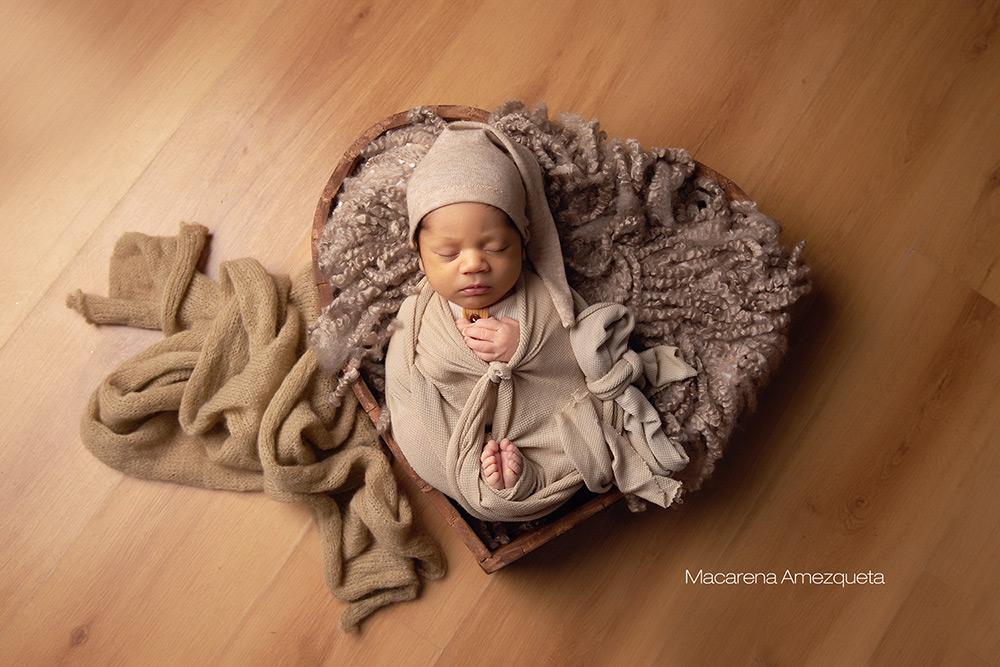 Book de foto bebe recien nacido varon – Gael
