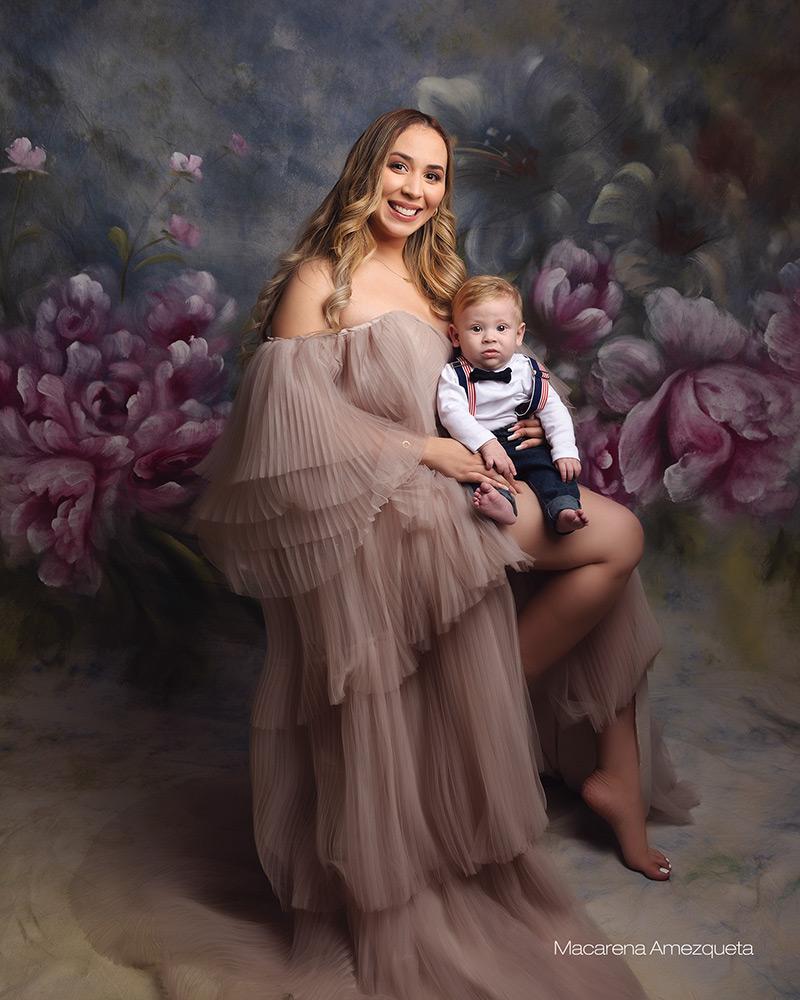 Book de fotos dia de la madre 2021 – Maria y Valentino