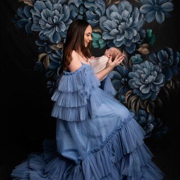 Book de fotos bebe recien nacido varon – Valentino