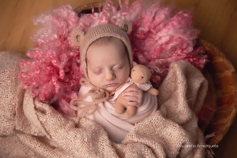 Fotos para bebes recien nacidos nena en belgrano – Gemma