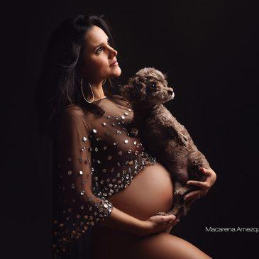 Book de fotos para embarazadas en belgrano – Larissa