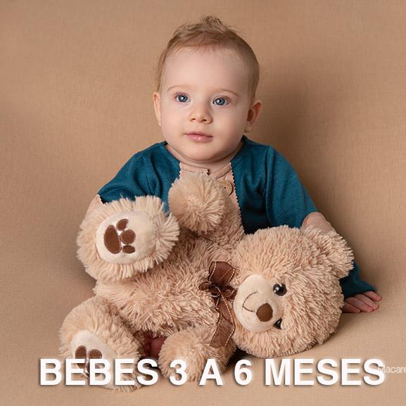 sesion de fotos de bebes 2 a 6 meses
