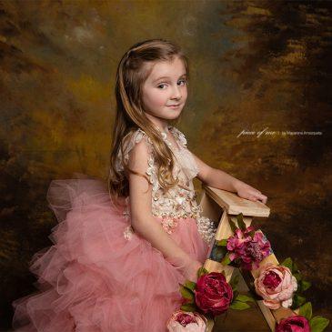 Sesiones y books de fotos de princesas